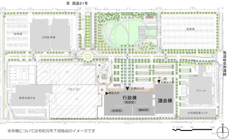 新庁舎配管計画
