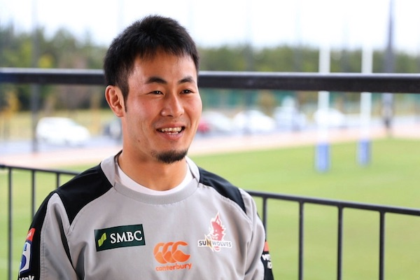 福岡堅樹選手