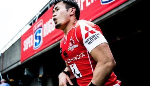 福岡堅樹W杯引退後は7人制ラグビーで東京五輪の日本代表を目指す